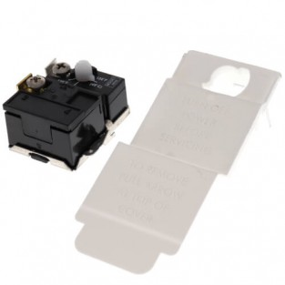 AO Smith Thermostat With Cover #100108421