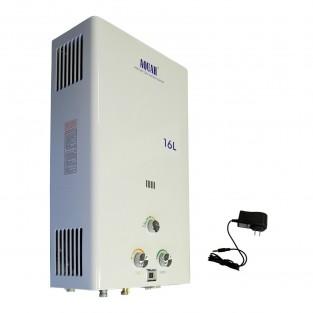 Aquah JSD32-K-LP 16L LP (Liquid Propane) Whole-House Tankless Water Heater