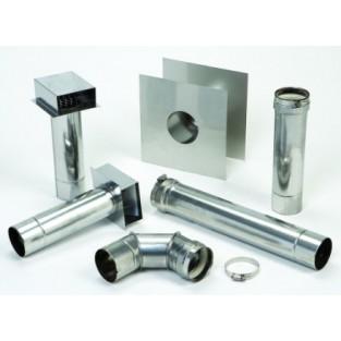 Gt Bosch Aquastar Horizontal Vent Kit Aq3es For The