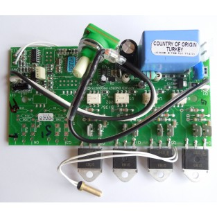 PowerStar AE115 PCB Control Board #93-793843 for Poly Units