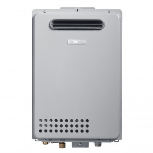 Bosch Therm 660 EFO NG (Natural Gas) Outdoor Whole-House Tankless Water Heater