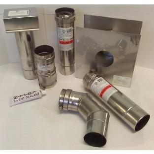 Bosch Therm Horizontal Vent Kit (AQ5EF)