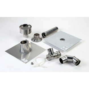 Bosch AquaStar Vertical Vent Kit (ES VVT)