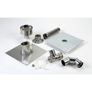Bosch AquaStar Vertical Vent Kit (ES VVT) Steep