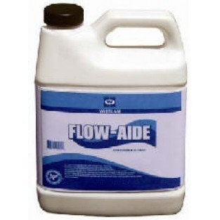 Whitlam Flow-Aide Solution 12-Pack of Quart Containers