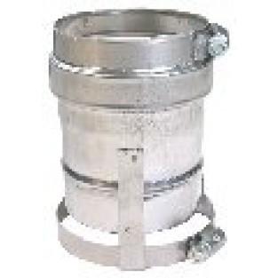 """Z-Flex Z-Vent 4"""" Buderus GA Boiler Adaptor (2SVB04)"""