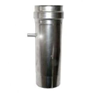 """Z-Flex Z-Vent 4"""" Vertical Condensation Drainpipe (2SVEVDP04)"""
