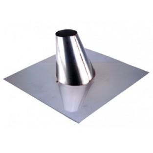 "Z-Flex Z-Vent 4"" Adjustable Roof Flashing 0/12-6/12 (2SVSADJF04)"
