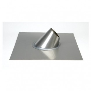 "Z-Flex Z-Vent 4"" Steep Roof Flashing 7/12-12/12 (2SVSADJSF04)"