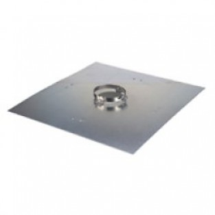 """Z-Flex 4"""" Fire Stop Support Stainless Steel Venting (2SVSFSSF04)"""