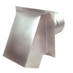 "Z-Flex Z-Vent 4"" Termination Hood Stainless Steel Venting (2SVSHTX04)"