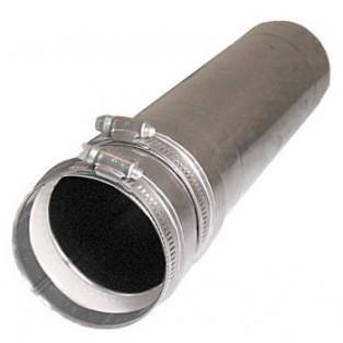 "Z-Flex Z-Vent 3"" Stainless Steel Adjustable Vent Pipe (4ZVAL03)"