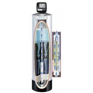 Virgo Crystal Water Filtration and Conditioning System VIRGOCR-150