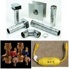 Bosch AquaStar Horizontal Vent Kit (AQ3ESPLUS)
