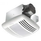 DeltaBreez GBR100L 100 CFM 120V Bathroom Ceiling Exhaust Electric Fan Light Energy Star