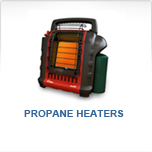 Mr. Heater Indoor and Outdoor Propane Heaters