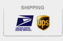 GlobalTowne ships daily via UPS and USPS from warehouses across the US.