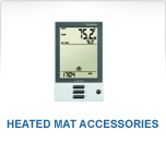 Danfoss Heated Mat Accessories