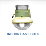 Humphrey Indoor Gas Lights